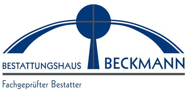 Bestattungshaus Beckmann, Webdesign Kunden von BLACKTENT