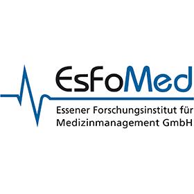 Essener Forschungsinstitut für Medizinmanagement GmbH, BLACKTENT Webdesign-Kunde aus Essen