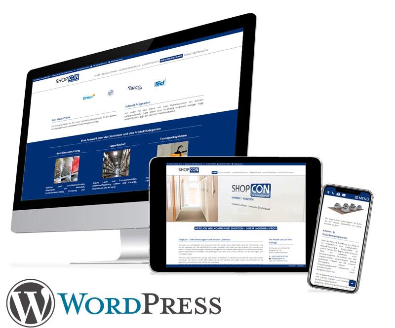 Webdesign Kunde aus Dorsten