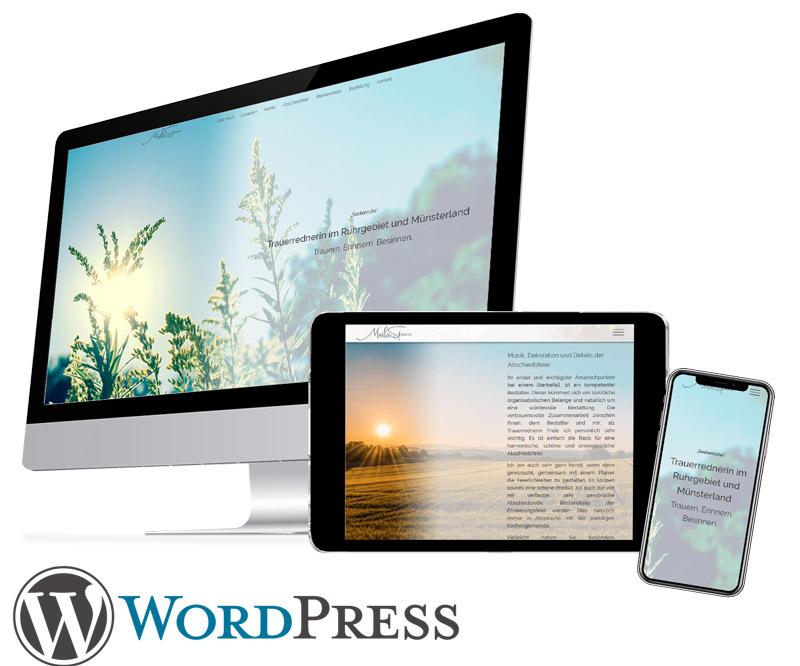 Webdesign Kunde aus Haltern